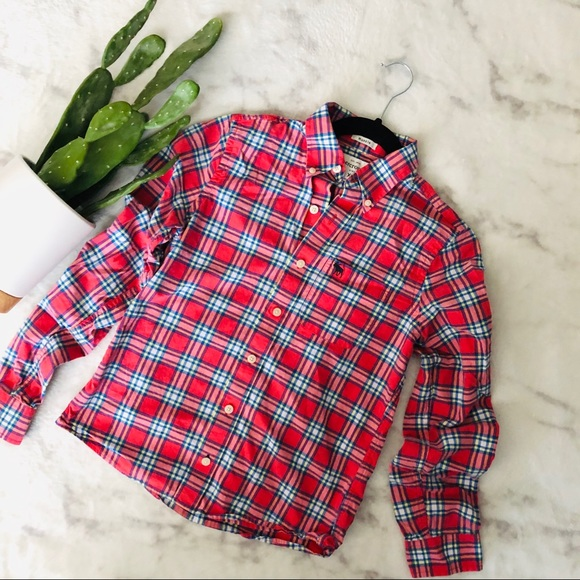 abercrombie kids Other - Abercrombie Kids Button Up Shirt